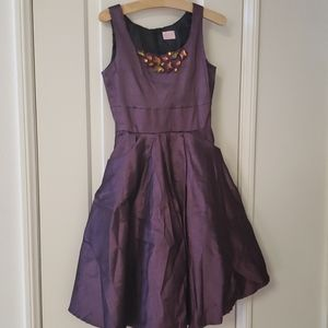 Zoe LTD Taffeta dress